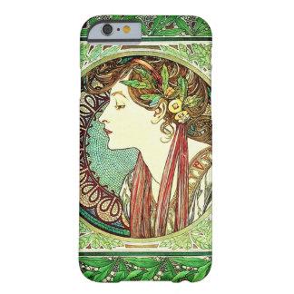 Alphonse Mucha Laurel iPhone 6 case