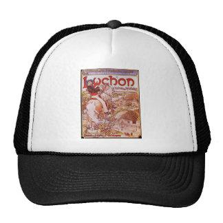 Alphonse Mucha Luchon Trucker Hat