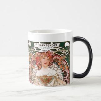 Alphonse Mucha Magic Mug