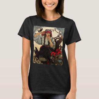 Alphonse Mucha Moravian Teachers Choir T-shirt
