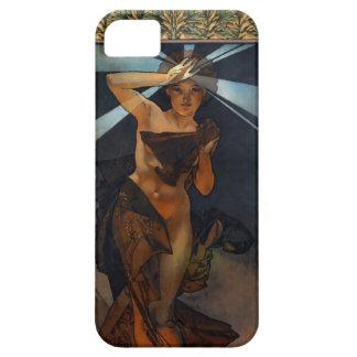 Alphonse Mucha Morning Star iPhone 5 Case