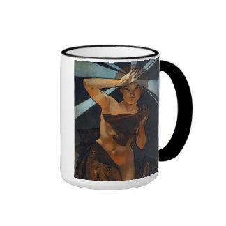 Alphonse Mucha Morning Star Mug