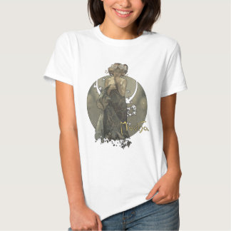 Alphonse Mucha - Morning star shirt