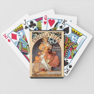 Alphonse Mucha  Playing Cards 3