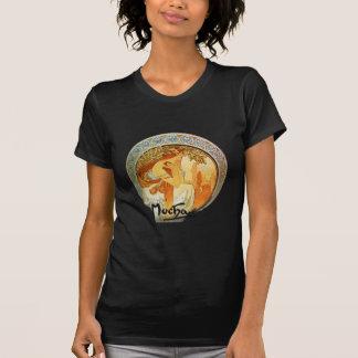 Alphonse Mucha - Poetry Shirt