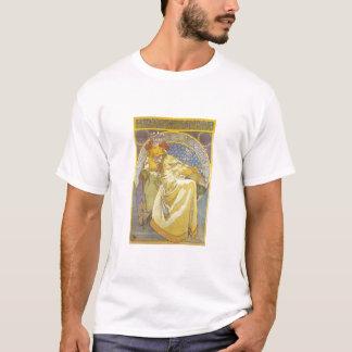 Alphonse Mucha - Princess Hyacint Shirt