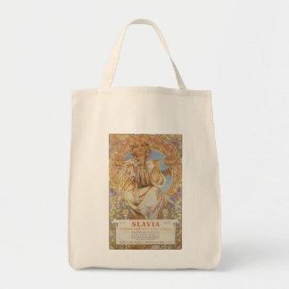 Alphonse Mucha - Slavia Bag