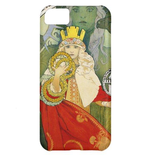 Alphonse Mucha Sokol Festival iPhone Case iPhone 5C Covers