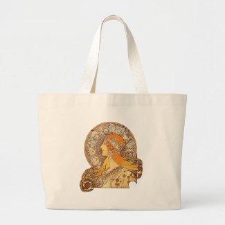 Alphonse Mucha - Zodiac bag