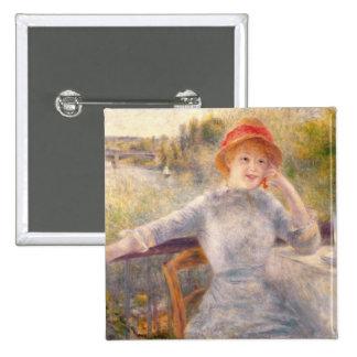 Alphonsine Fournaise en el Grenouillere, 1879 Pins