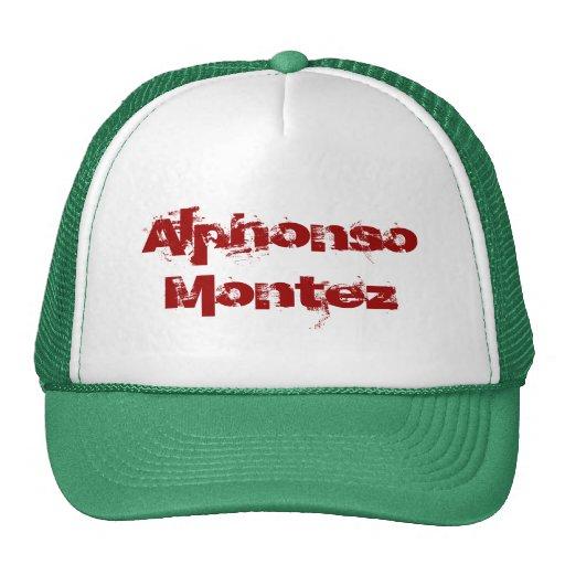 Alphonso Montez Trucker Hat
