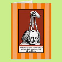 Alphonso's Headache Card