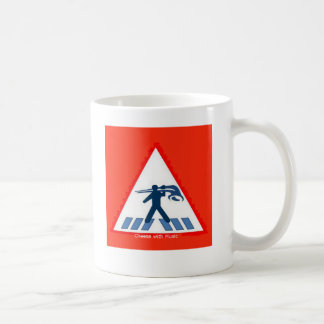 Alphorn Kreuzing (Alphorn Crossing) Coffee Mug