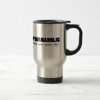 Alphornaholic Takes Over Life Travel Mug
