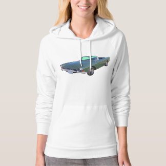 Alpine 5 convertible Sports Car Hoodie