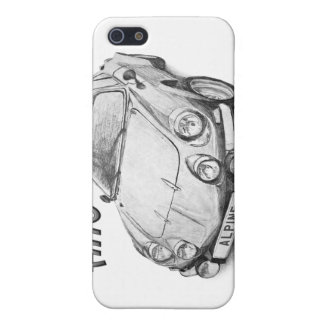 Alpine A110 Cover For iPhone 5