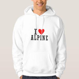 Alpine, Alabama City Design Hoodie