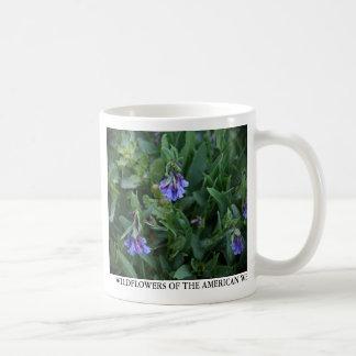 Alpine Bluebells Coffee Mug