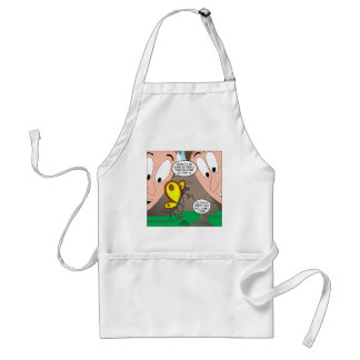 Alpine Butterfly Adult Apron
