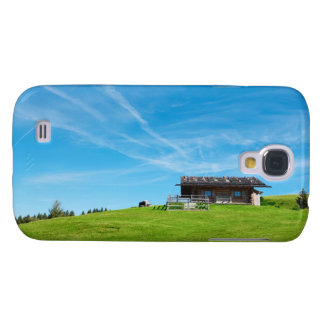 Alpine cabin in South Tyrol Samsung Galaxy S4 Covers