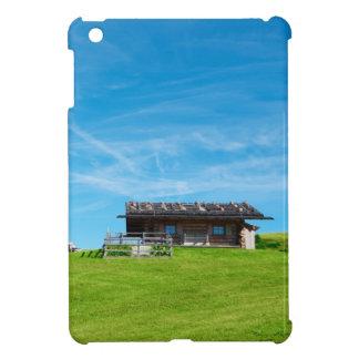 Alpine cabin in South Tyrol iPad Mini Case