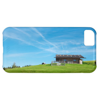 Alpine cabin in South Tyrol iPhone 5C Case