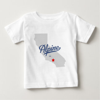 Alpine California CA Shirt