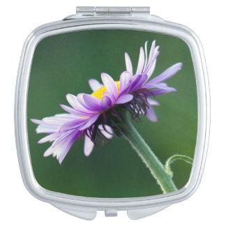 Alpine Daisy Makeup Mirror
