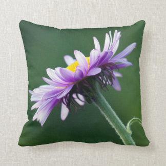 Alpine Daisy Throw Pillow