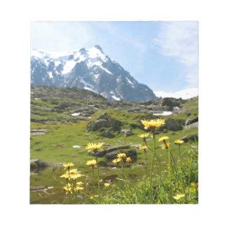 Alpine flowers - Beautiful! Scratch Pad
