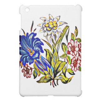 Alpine Flowers iPad Mini Case