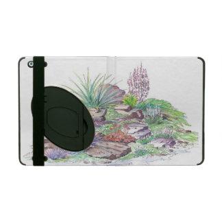 Alpine Garden Landscaping iPad Covers