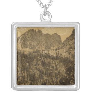 Alpine Lake, Sierra Nevada Jewelry
