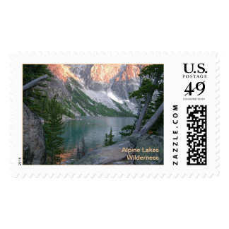 Alpine Lakes Wilderness Postage