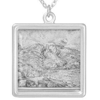 Alpine landscape, 1553 jewelry