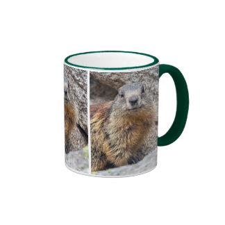Alpine Marmot Mug