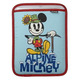 Alpine Mickey iPad Sleeve