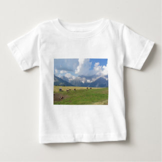 Alpine pasture baby T-Shirt