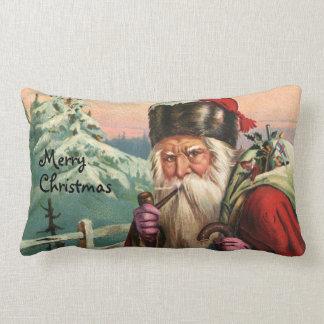 Alpine Santa Lumbar Pillow