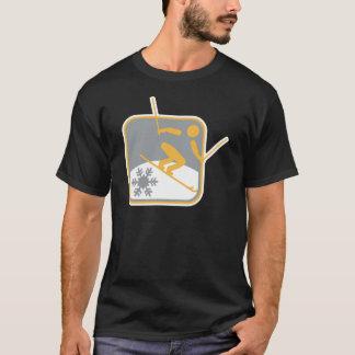 Alpine_skiing_dd.png T-Shirt