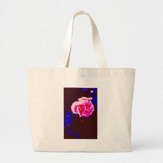 Alpine Sunset Chintz Rose Bags