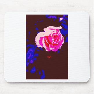 Alpine Sunset Chintz Rose Mousemat