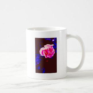 Alpine Sunset Chintz Rose Coffee Mug