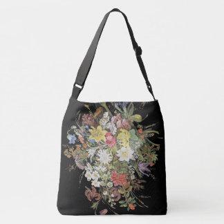 Alpine Wildflower Flowers Floral Spray Tote Bag
