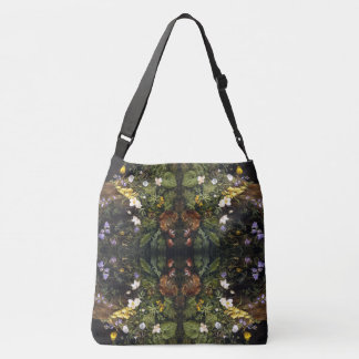 Alpine Wildflower Flowers Foxglove Tote Bag