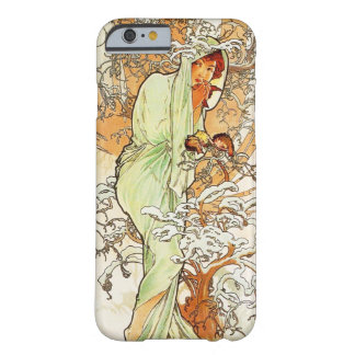 Alpohnse Mucha Winter iPhone 6 case