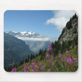 Alps, Mountains Mouse Pad