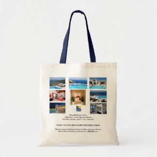 Alquileres de la casa de playa por el bolso #711 d bolsa