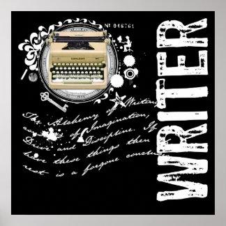 Alquimia del escritor posters