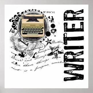 Alquimia del escritor poster